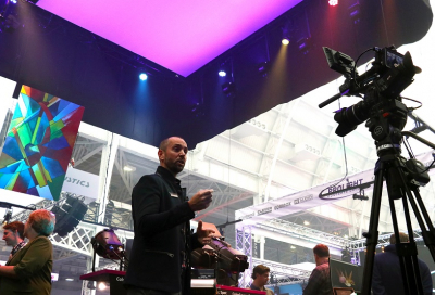 ETC reveals lineup of lighting products for CABSAT 2018