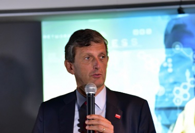 Interview with Eric Brouwers, VP Middle East and Africa, Barco