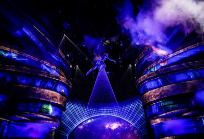 La Perle Production by Dragone gets Immersive Sound by L-Acoustics