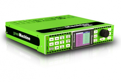 Lynx starts shipping greenMachine Titan with 12G Signal Processing