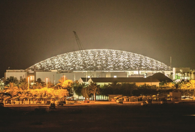 Forensic Grade Video Surveillance at Louvre Abu Dhabi by Rasilient