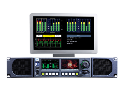 TSL to demonstrate audio monitoring products with open standards compliance at CABSAT