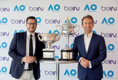 beIN extends Australian Open partnership until 2024