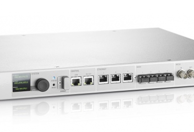 Lawo to show IP signal processing and control solutions at ISE 2018