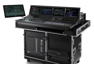 Lebanon sound production company tastes success with Avid Venue S6L