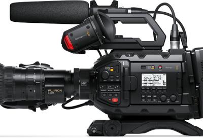 Blackmagic Design Introduces URSA Broadcast