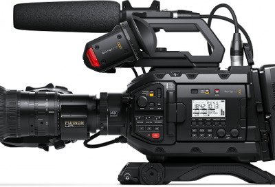 Blackmagic Design Introduces URSA Broadcast