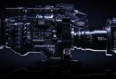 Panavision debuts 8K large format camera at BSC Expo