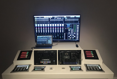 DiGiCo Announces New Installed Audio Solution