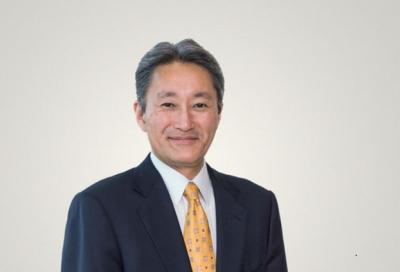 Sony CEO Kaz Hirai to step down on April 1