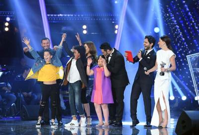 10 year old Moroccan Crowned Winner in MBC Voice Kids Season 2 Finale