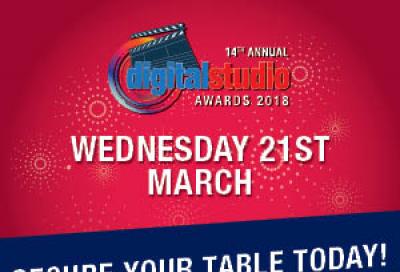 Digital Studio Awards 2018: Nomination deadline extended to Feb 19th.