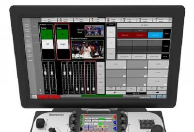 Telemetrics to display new camera robotics and control systems at NAB 2018