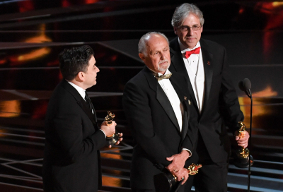 Avid customers sweep technical awards categories at the Oscars