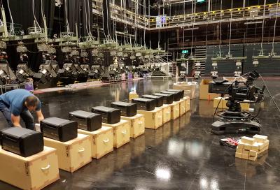 BBC Studioworks invests in Fujinon 4K lenses for Television Centre facility