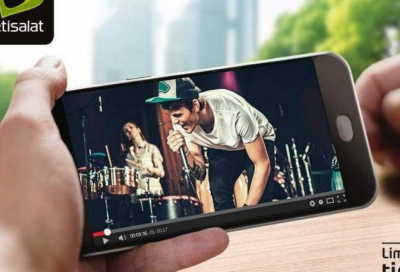 Etisalat offers unlimited video streaming