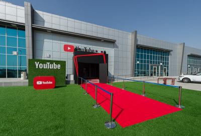 YouTube Space opened in Dubai Studio City