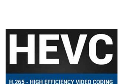 Non-physical license fees eliminated for HEVC codec
