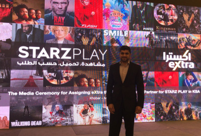 eXtra enters Exclusive Partnership with STARZ PLAY in Saudi Arabia