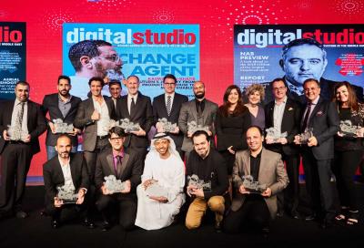 Digital Studio Awards 2018 - The Winners!