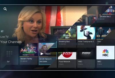 Ericsson MediaFirst TV platform integrated with Amlogic chipsets