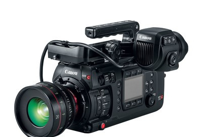 Canon will show its first full frame cinema camera at NAB