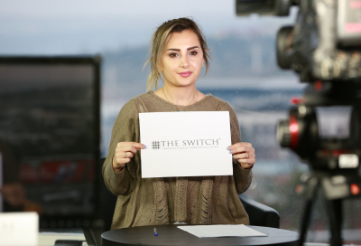 The Switch connects to Middle East news agency