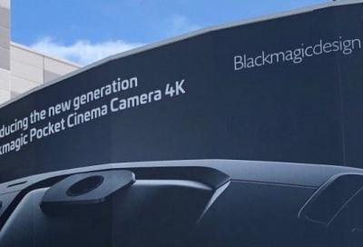 Blackmagic Design to launch Pocket 4K Cinema Camera at NAB