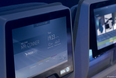 Panasonic equips Turkish Airlines with live TV
