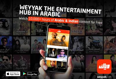 VOD platform Weyyak offers exclusive Arabic-Bollywood content for Ramadan