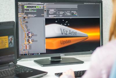 Vizrt makes Viz Artist design platform free