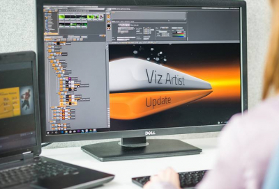 Vizrt makes Viz Artist design platform free