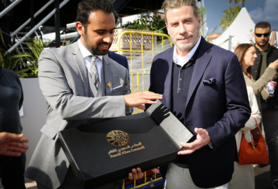 Pavilion makes Saudi film industry a star attraction at Cannes film market
