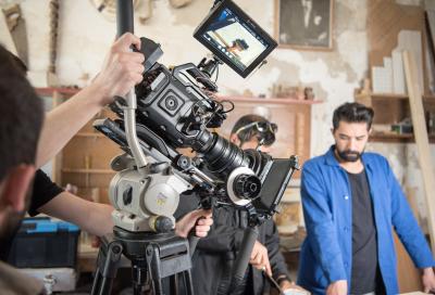 Turkish drama exclusively shot on URSA Mini Pro