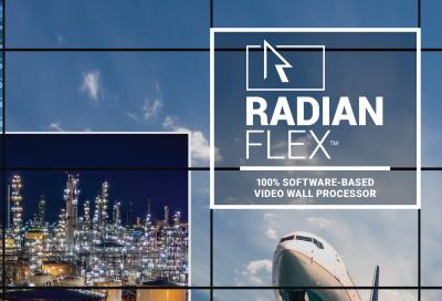 Black Box launches Radian Flex video wall platform