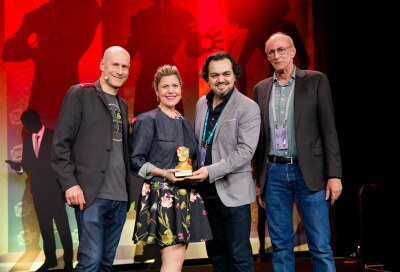 Blink Studios wins Auggie Awards at Augmented World Expo