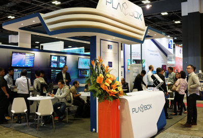 PlayBox Technology reports Busiest-Ever Broadcast Asia