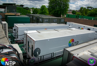 NEP UK provides first fully IP based Wimbledon broadcast