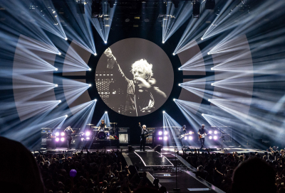 IN PICS: Robe lights up Indochine tour