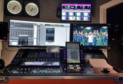 Qvest enables remote production of World Cup for German public channels