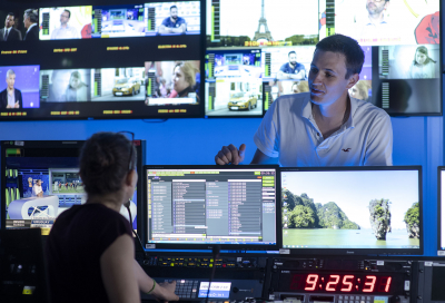 Globecast to debut Digital Media Hub for sports and live events at IBC 2018
