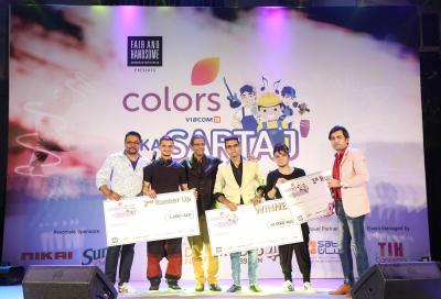 Colors TV talent hunt rewards unsung heroes