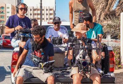 UAE's 'Fan of Amoory' to play in six international film festivals
