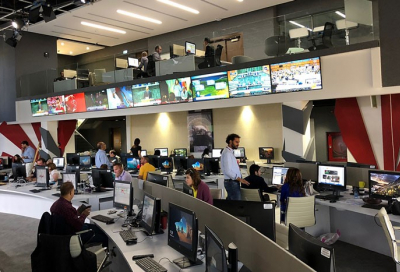 Qvest Media equips Al Mamlaka, Jordan's first 24 hour news channel