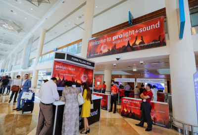 Global professional AV suppliers target Saudi's bourgeoning event & entertainment industry
