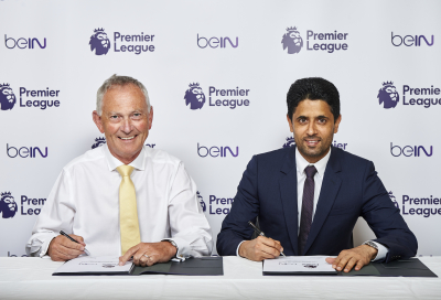 beIN secures English Premier League rights for next four seasons