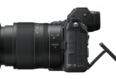 Nikon launches mirrorless cameras