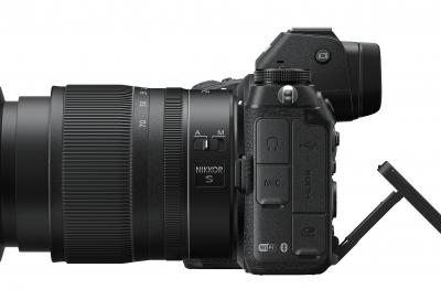 Nikon launches mirrorless cameras