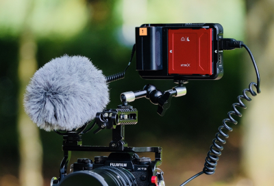 Atomos Ninja V and Fujifilm X-T3 combination brings affordable cinema 4K 10-bit recording