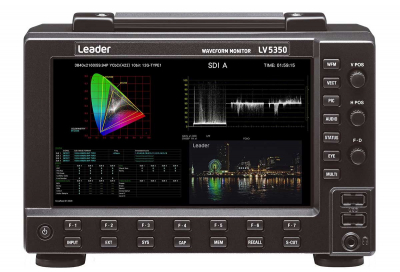 IBC Preview: Leader Electronics